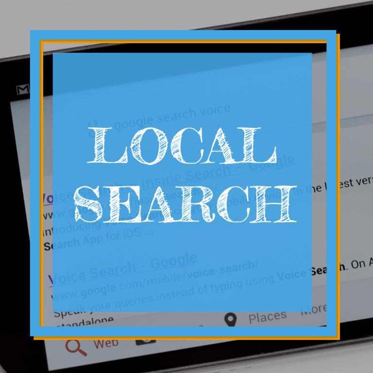 Local Search Services