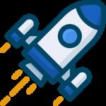 Rocket taking off wondering if SEO still work in 2021